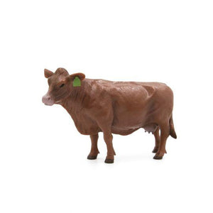 RED ANGUS COW TOY