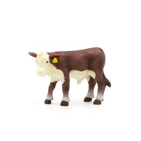 HEREFORD CALF TOY