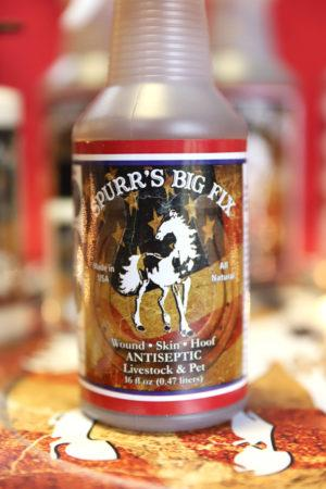 SPURS BIG FIX - EQUINE 16 oz