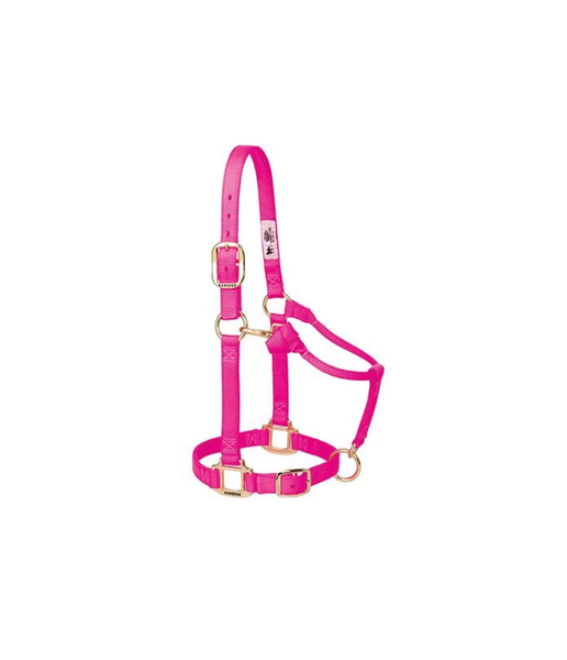 ORIGINAL ADJUSTABLE CHIN & THROAT SNAP HALTER