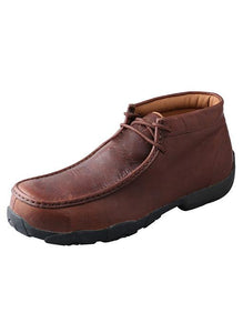 MENS WATERPROOF COMPOSITE TOE TX DRIVING MOC