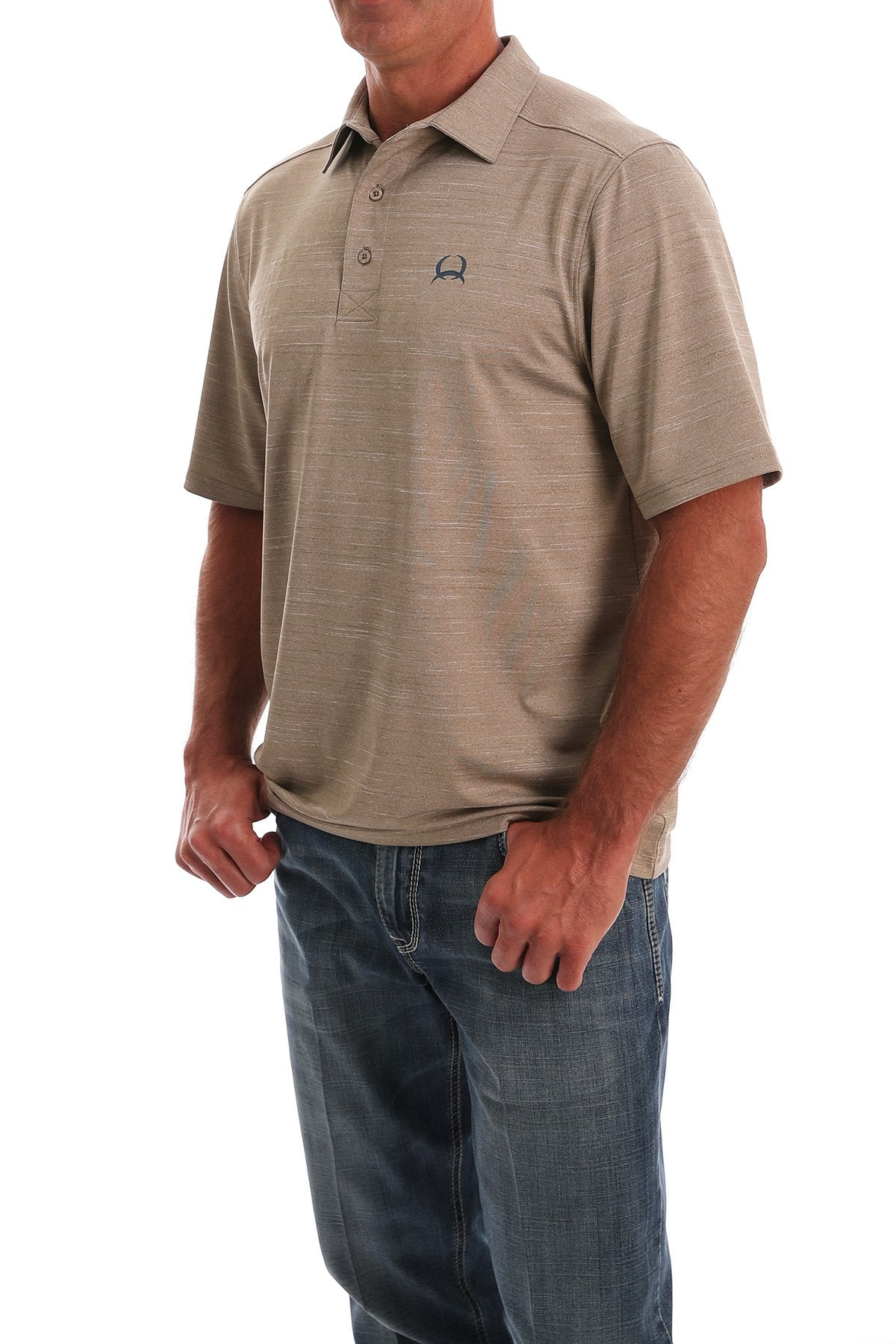 MENS ARENAFLEX SHORT SLEEVE POLO SHIRT