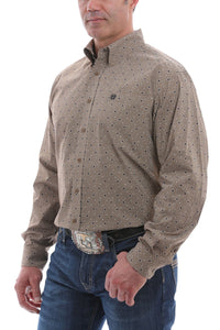 MENS LONG SLEEVE SHIRT