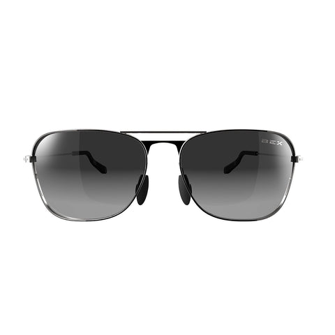 SILVER/GRAY RANGER SUNGLASSES