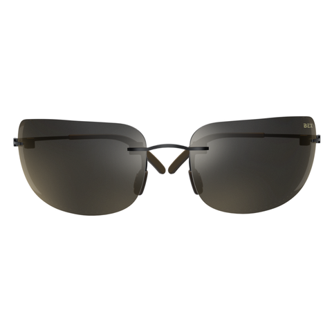 SALERIO XL BLACK/BROWN SUNGLASSES
