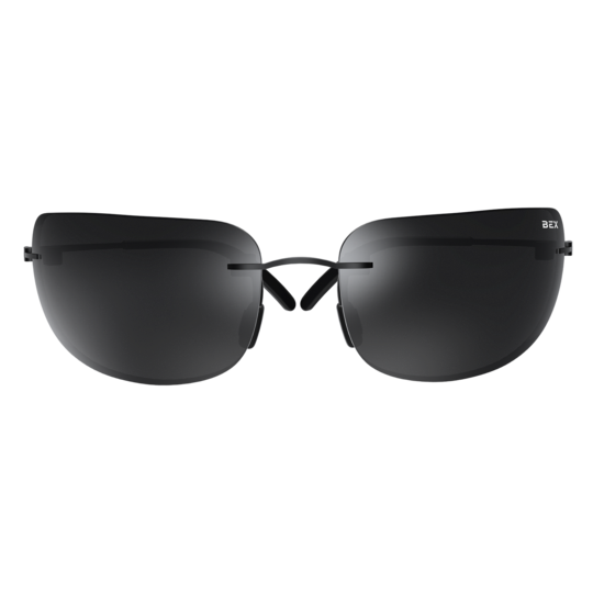 SALERIO XL BLACK/GRAY SUNGLASSES