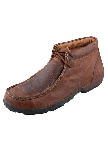 MENS COPPER TX DRIVING MOC