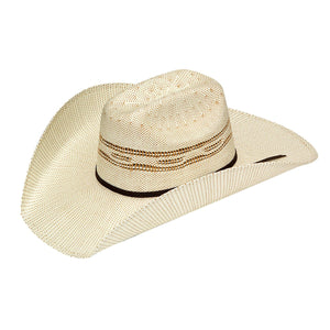 TWISTER TAN BANGORA STRAW HAT