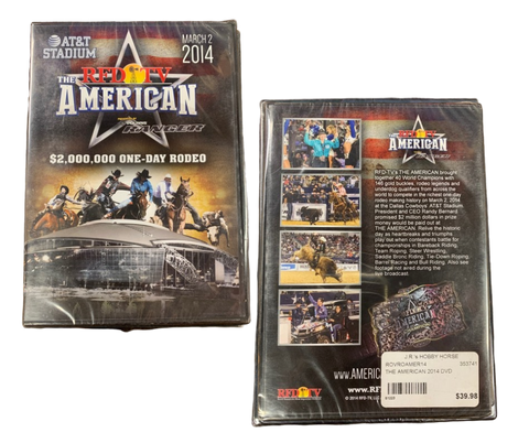 THE AMERICAN 2014 DVD