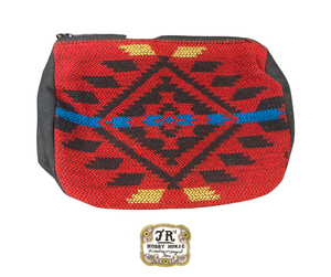 RED/TURQUOISE SANTA FE COIN PURSE