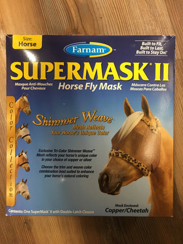 CHEETAH FLY MASK