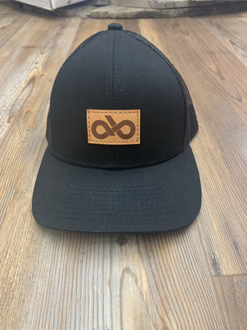 LEATHER PATCH ARENA BUM CAP