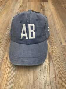 LOW PROFILE NAVY ARENA BUM CAP