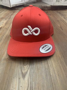 ARENA BUM RED MESH CAP