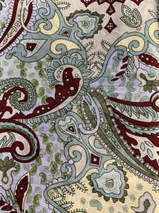 MINT MADNESS PAISLEY WILDRAG
