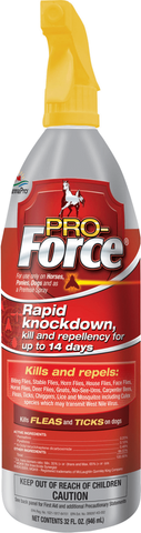 PRO FORCE FLY SPRAY QUART