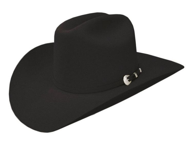 RESISTOL 6X MIDNIGHT FELT HAT