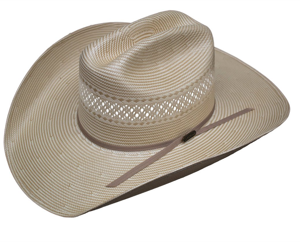 RODEO HOUSTON STRAW HAT