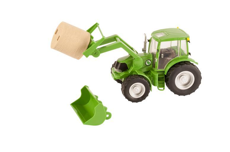 TRACTOR & IMPLEMENTS