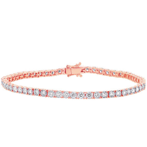 Princess Tennis Bracelet