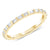 Baguette Diamond Eternity Band