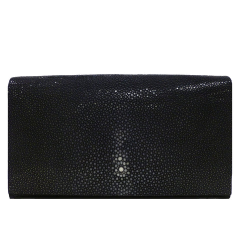 Stella Clutch in Stingray