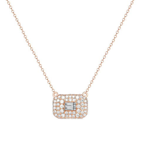 Ama Diamond Necklace