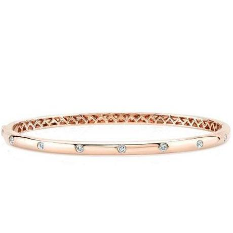 7 Diamond Bangle