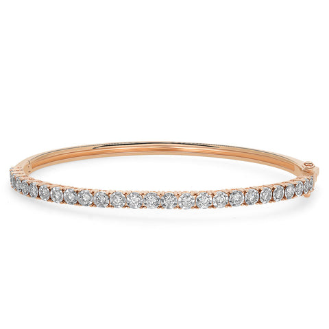 Luxe Diamond Bangle
