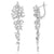 Chandelier Mixed Diamond Earrings