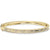 Cleopatra Diamond Bangle