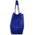 Knotted Tote in Crocodile