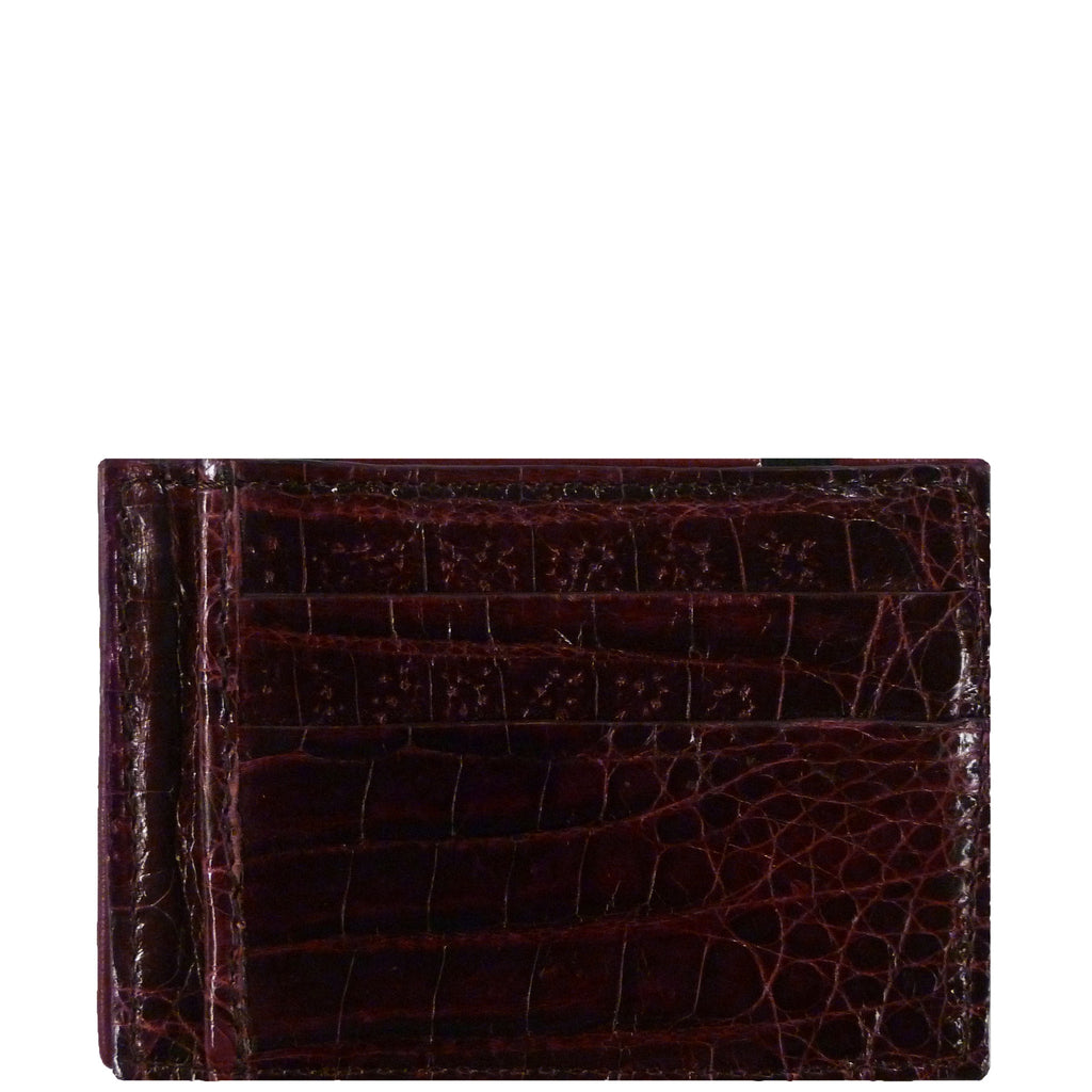 Easy Money Wallet in Crocodile