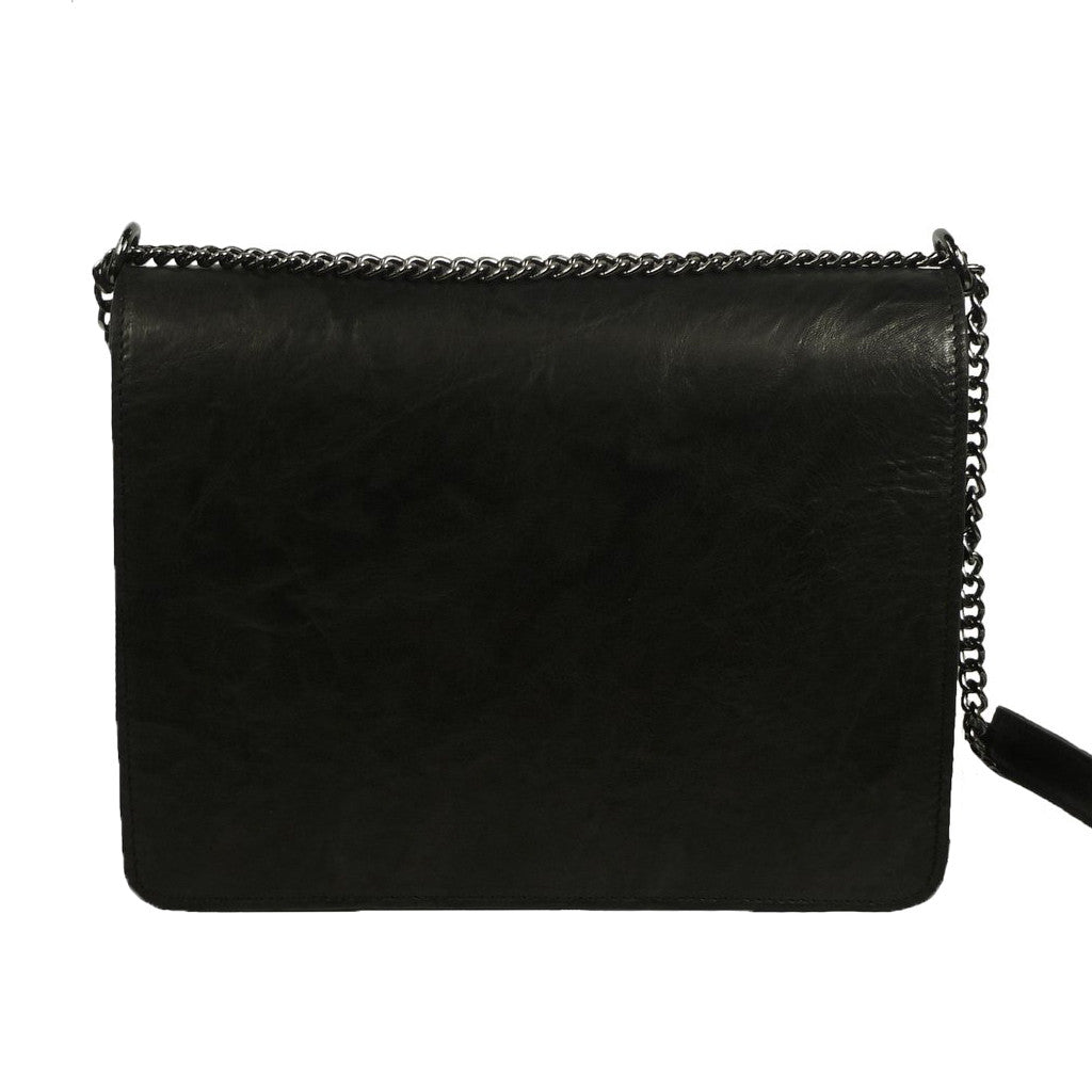 Stella Chain Bag in Leather