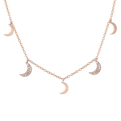 Moon Shaker Necklace
