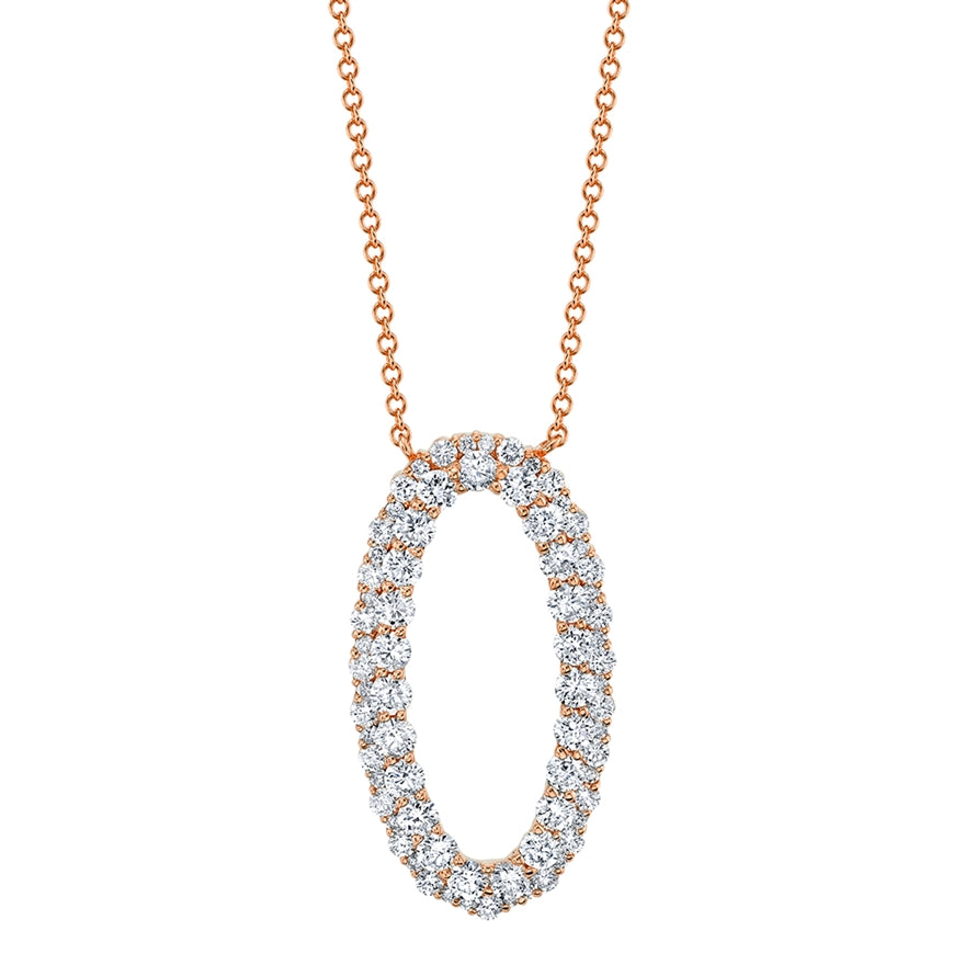 Oval Lux Necklace