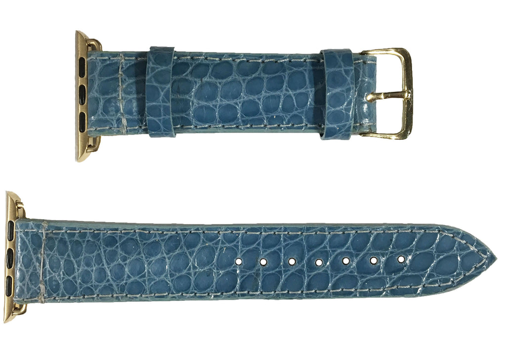 Alligator Apple Watch Band
