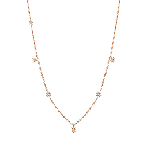 Starlet Drop Necklace