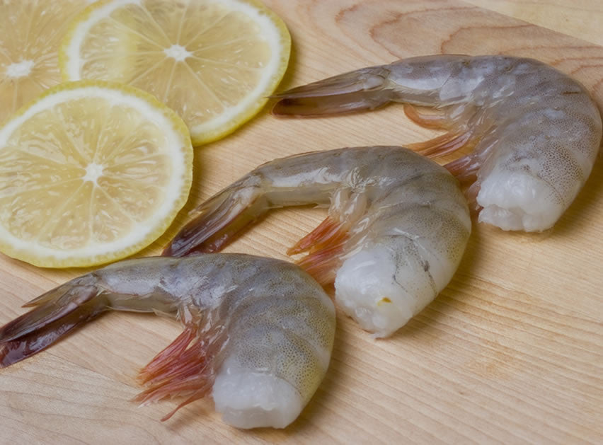 Wild Caught Shrimp Frozen