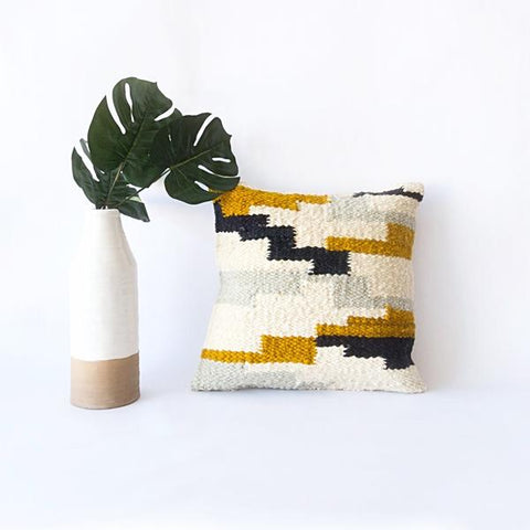 Lamu Wool Pillow Cover