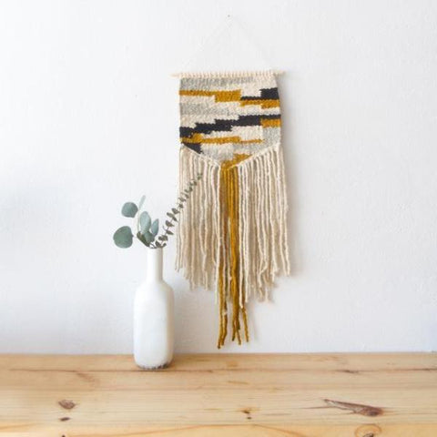 Lamu Wool Wall Hanging