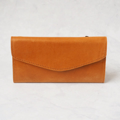 The Hailu Wallet - Cognac