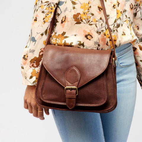 Myra Saddlebag Satchel