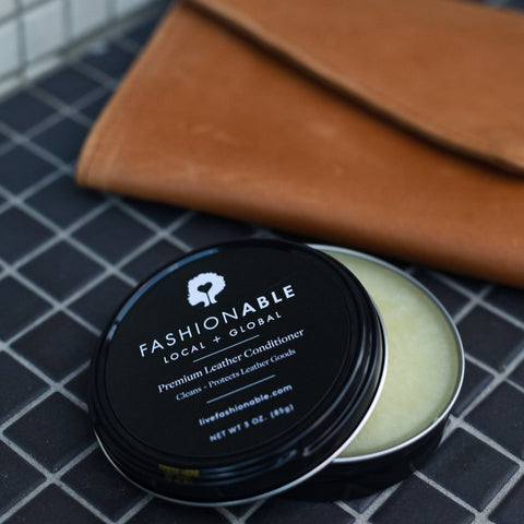 Wax Leather Conditioner