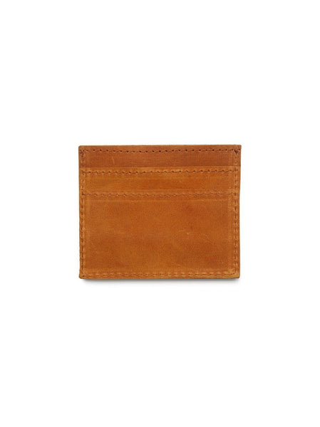 The Tesfa Wallet - Cognac, Chestnut, or Olive