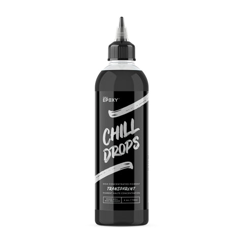 Chill Drops - Transparent - 5 Colores