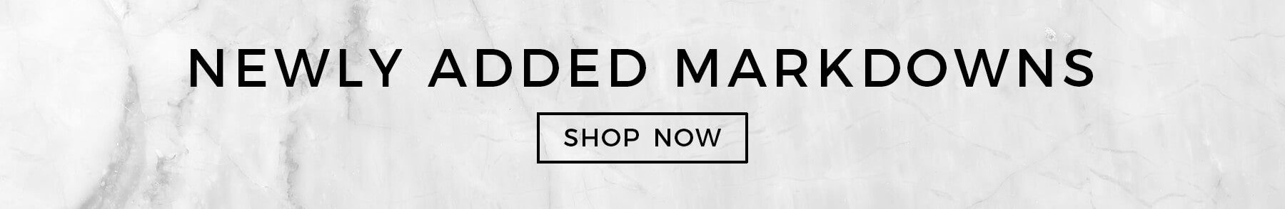 Newly Added Markdowns
