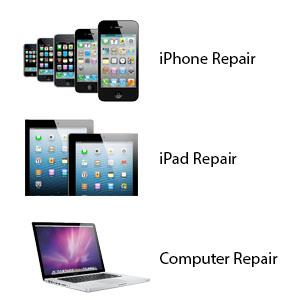 Cary Grove Computer Repair Services. iPhone, iPad and computers.