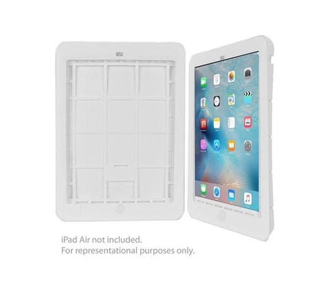 Inland ProHT Air Defense Drop Protection Silicone Case for iPad Air