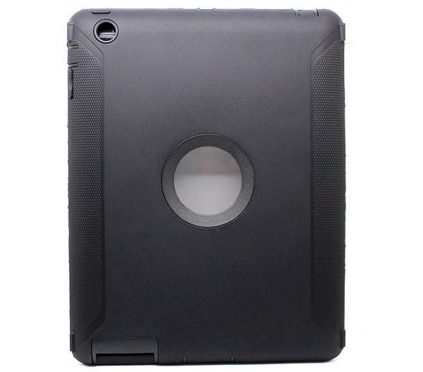 Full Protection Case for IPad 2, 3 & 4 - Black